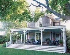 love the porch.