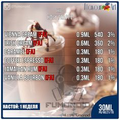 Premium E-liquids straight from the manufacturer Diy Vape Juice, Vape Diy, Vanilla Custard, Vanilla Ice Cream, Vape Facts, E Juice Recipe, Clone Recipe, Vape Smoke, E Liquid Flavors