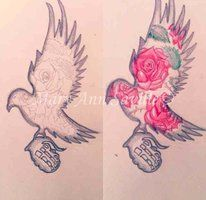 drawings of a dove and grenade hollywood undead - Google Search