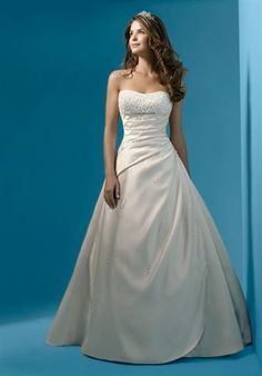 e338f45671338 Alfred Angelo Signature Bridal Collection. Sequin WeddingMaxi Dress ...