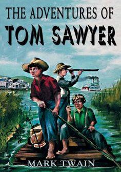 """Publicado en 1876, """"Las aventuras de Tom Sawyer"""" fue escrito por Mark Twain como una historia sobre tres jóvenes en el Sur antes de la guerra. Aunque aclamado por la crítica a lo largo de la historia, sus referencias raciales han sido durante mucho tiempo objeto de controversia que ha llevado a su prohibición en las bibliotecas y las escuelas, así como una reciente censura en su publicación."""