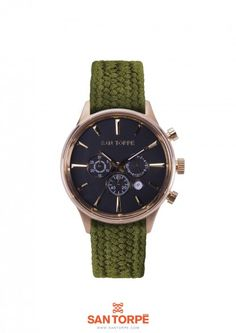 SHOP NOW> http://www.santorpe.com/index.php/allwatches/ae-g-green.html