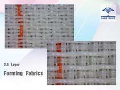 Synthetic forming fabrics for paper making as paper machine clothing.