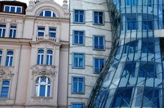 Dancing House by Gehry