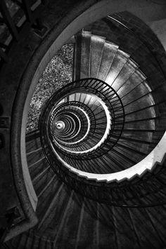Espiral Preto & Branco.
