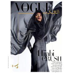 Vogue Arabia Has A Huge 'Hijabi Crush' On Yuna  photography Aja Hitomi