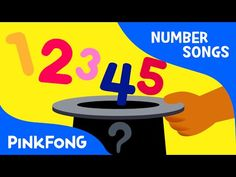 Number quantity 1-5 - song and animation - Pinkfong