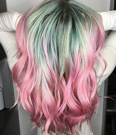 """198 Likes, 2 Comments - Pulp Riot Hair Color (@pulpriothair) on Instagram: """"@hairbykelseyk is the artist... Pulp Riot is the paint."""""""