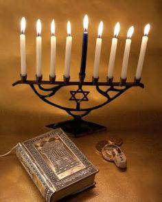 NAMC montessori classroom hanukkah activities reading torah menorah dreidel
