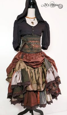 Site officiel My Oppa - site My Oppa Steampunk, Creations, Victorian, Clothing, Dresses, Fashion, Gowns, Shandy, Dress Ideas