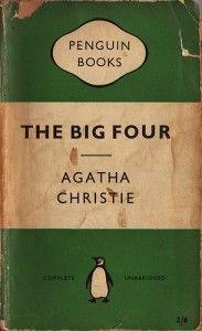The Big Four: Agatha Christie (Penguin Books)