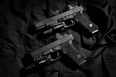 Custom Glock 17L / 19 by DanHuu1225