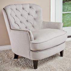 Home Loft Concept Jerome Tufted Club Chair & Reviews | Wayfair