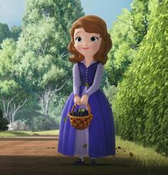 pinterest| @universexox ♏ Sofia The First Cartoon, Sofia The First Characters, Princess Sofia The First, Mickey Mouse Parties, Mickey Mouse Birthday, Princess Birthday, Princess Party, Tangled Party, Tinkerbell Party