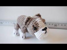 Oso, gato, chancho y conejo bebés en pijamas (crochet-amigurumi) Parte 1 - YouTube