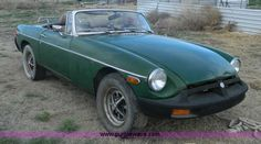 1979 MG   Item J5136 selling at Wednesday April 6 Vehicles and Equipment Auction   Purple Wave, Inc.