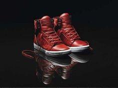 The Holiday 2009 Supra Skytop is a Ballers Reason for the Season #hightops #shoes trendhunter.com