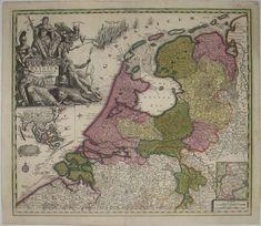 De Zeven Provinciën (Former Seven Dutch Provinces)