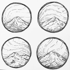 Peaks by Nikki Frumkin at www.drawntohighplaces.com