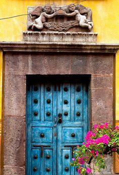 San Miguel de Allende, Guanajuato. México. By Ismael Alonso