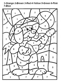 Math Addition Coloring Pages - AZ Coloring Pages