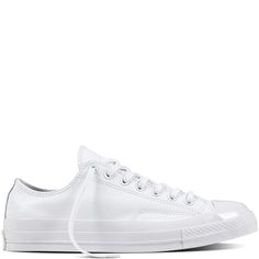 5c00c9912a5 Chuck Taylor All Star  70 Mono Leather Blanc Blanc Blanc white white