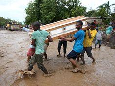 Más de 130 muertos en Haití tras el paso del huracán Matthew