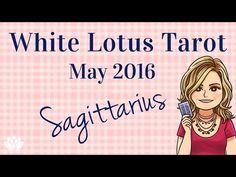 ♐ Sagittarius free Tarot Card Reading and Psychic Intuitive Life Coaching May 2016 - YouTube