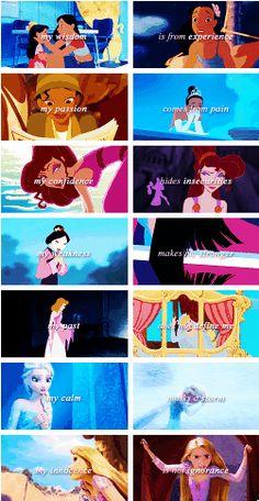 The Women of Disney Deco Disney, Disney Girls, Disney Love, Disney Magic, Sad Disney, Disney Stuff, Funny Disney Jokes, Disney Memes, Disney Quotes