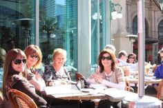 Business lunch before the Arbonne GTC begins - In Vegas !
