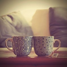 The Cup of Life. Looks so comforting.