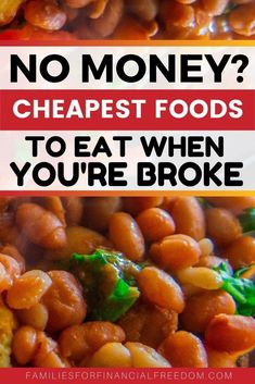 These are great cheap food ideas to slash your groceries budget! Find easy cheap food ideas! Cheap food ideas for inexpensive meals! Frugal food ideas for dinners! Cheap food ideas shopping lists. Cheap food for lunches. Cheap food ideas for kids or for two. Best cheap food ideas for families! #cheapfood #cheapmeals #cheapmealsonabudget #cheapmealsprep #cheapdinners #savemoney #savemoneyongroceries #savemoneyonfood #budgeting #moneysavingtips #frugal #budget #money #savingmoney #frugalliving
