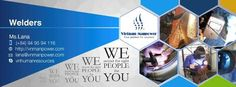 We, Vietnam Manpower Service and Trading jsc, are one of the leading Vietnam recruitment agencies in Vietnam. Over the past many years, we have sent thousands of Vietnam welders with many types of welder such as 2F, 3G, 4G, 6G and so on to work in Kuwait, UAE, Oman, Saudi Arabia, Malaysia with good quality & experience.   To get high skilled Vietnam welder providing to foreign employers, we always organize many strict recruitment process.   Please leave us your information & your…