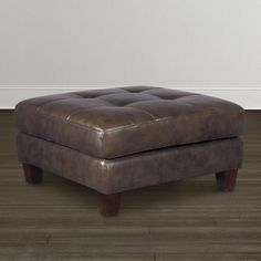Bassett 3936-S2C Mercer Storage Ottoman available at Hickory Park Furniture Galleries