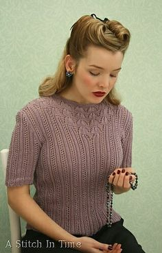 Ravelry: Knitters Delight pattern by Susan Crawford
