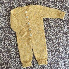 Diy Crafts - Ravelry: Sleep Suit pattern by PixenDk