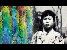 2000 Paper Cranes - A Peace Memorial to Sadako Sasaki victim of Hiroshima ..art with meaning ..