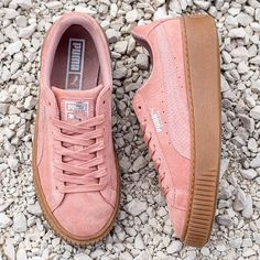 PUMA Suede Platform Animal pack now available in cameo brown and olive   stormcopenhagen  puma 7238d904f