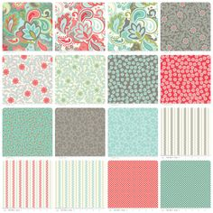 Verona Charm Pack by Riley Blake Designs