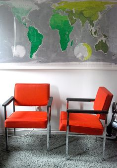 vintage steelcase office chairs #CustomHomeBuildersinPhoenix