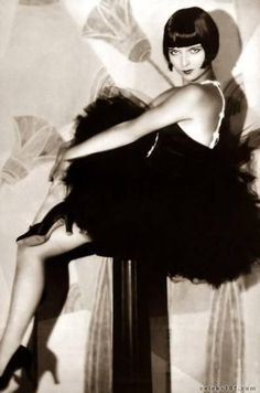 Louise Brooks @Rebecca Feldman For my b-day or Moms day, want large print out of this ...one of my fav prints!!