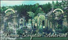 Falcora Sims: Draco Scriptor Antrum (Spa)