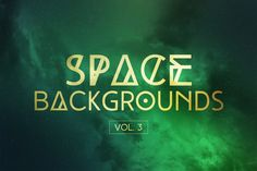 Space Backgrounds vol.3 by FreezeronMedia