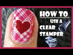 HOW TO MAKE YOUR OWN NAIL WRAPS OR NAIL ART STICKERS CREATE STAMPING VERSION JQ-L IMAGE PLATE - YouTube
