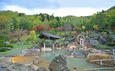 20 Open-air Baths with Magnificent Views in Hokkaido | tsunagu Japan