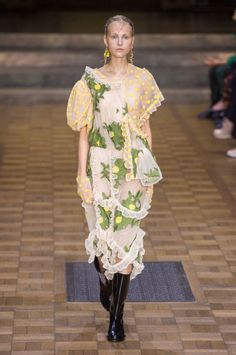 Simone Rocha | 16 LOOKS WE LOVED FROM THE FIRST HALF OF LONDON FASHION WEEK