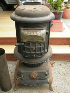 1000+ images about Parlor stoves on Pinterest | Stove, Oil ...