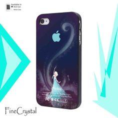 Disney Elsa Frozen  Frozen apple Logo For by Finecrystalcase, $14.99