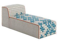 BANDAS C Lounge chair by GAN By Gandia Blasco design Patricia Urquiola