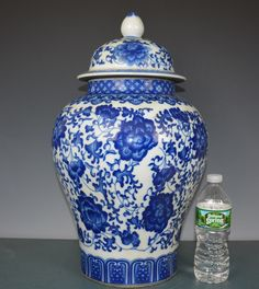 #ad MAGNIFICENT ANTIQUE CHINESE BLUE AND WHITE PORCELAIN VASE JAR RARE AA9101 http://rover.ebay.com/rover/1/711-53200-19255-0/1?ff3=2&toolid=10039&campid=5337950191&item=302674598668&vectorid=229466&lgeo=1